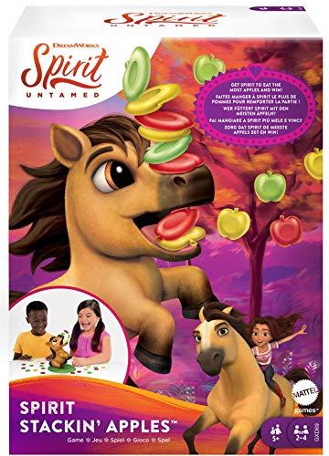 Mattel Games GXD69 - 'Spirit Untamed' Stackin' Snackin' Apples...
