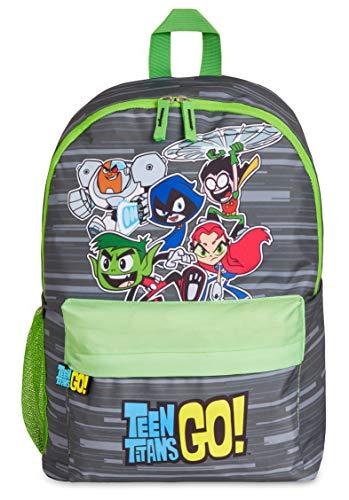 Teen Titans Rucksack Kinder, Kinderrucksack für Jungen und...