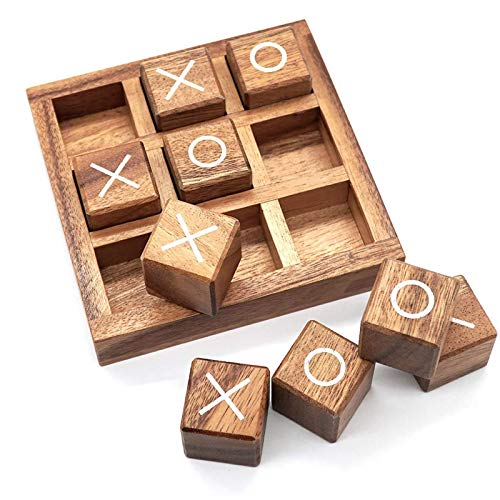 Househome Tic-Tac-Toe Gesellschaftsspiel, Kinder,...