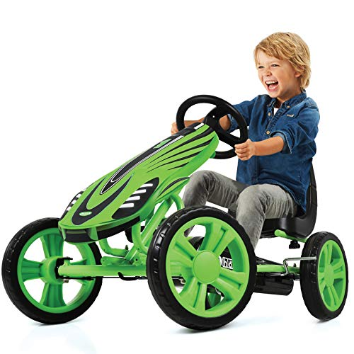 Hauck Toys For Kids GoKart Speedster - Pedal Go-Cart mit...