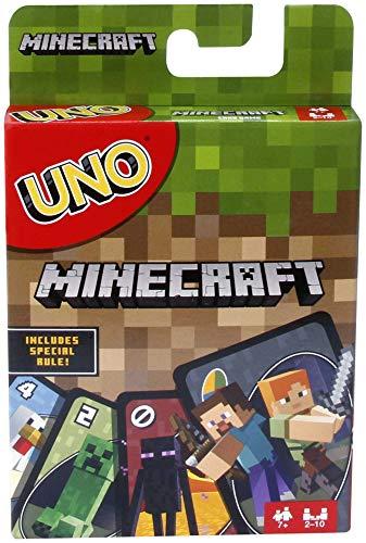 Mattel Games UNO Minecraft