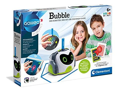 Clementoni 59231 Galileo Robotics – Bubble, interaktiver...