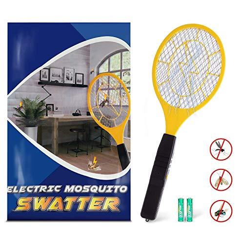 Zenoplige Elektrische Fliegenklatsche,Insektenvernichter mit...