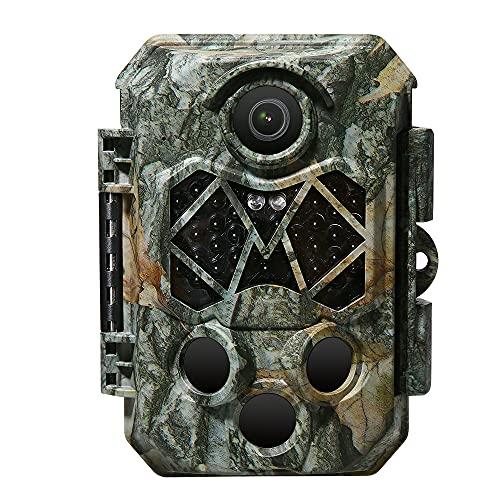 Wildkamera, 4K 32MP Wildkamera mit SD Card 32GB...