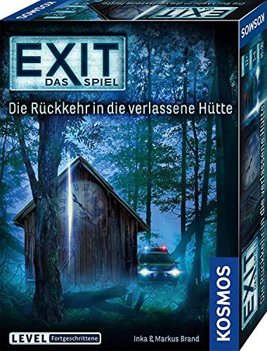 KOSMOS 680503 EXIT- Das Spiel - Die Rückkehr in die verlassene...