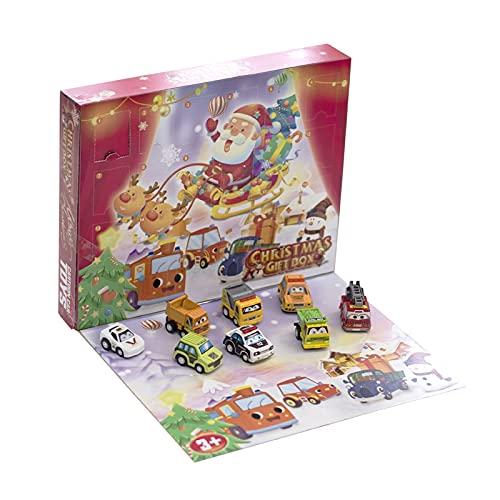 Weihnachts Countdown Kalender 24 Tage, Überraschungs...