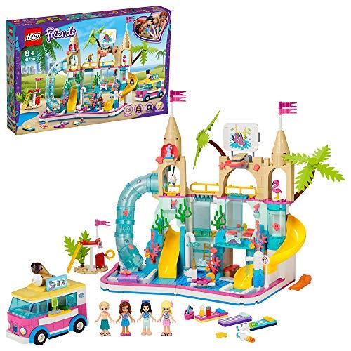 LEGO 41430 Friends Wasserpark von Heartlake City, Spielset mit...