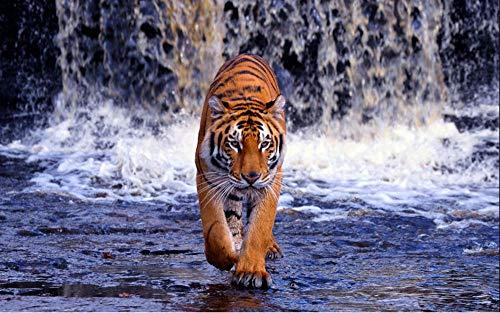 N\A Stichsäge Stichsäge 1000 Stück Puzzel - Tiger Animal -...