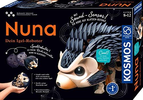 Kosmos Roboter Spielzeug Experimentierkasten (Nuna)