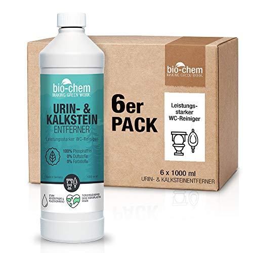 bio-chem Urinstein-Löser Sparpack 6x 1000 ml Konzentrat,...
