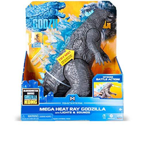 Godzilla vs Kong Anime Heldenfigur, Anime Godzilla Actionfigur,...