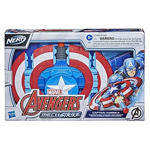 Hasbro Marvel F0265 Marvel Avengers Mech Strike Captain America...