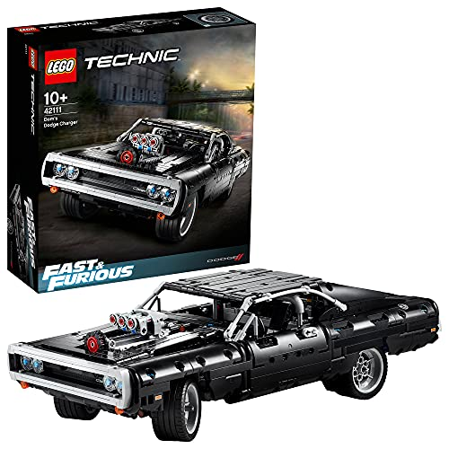 LEGO 42111 Technic Fast & Furious Dom's Dodge Charger Rennwagen...