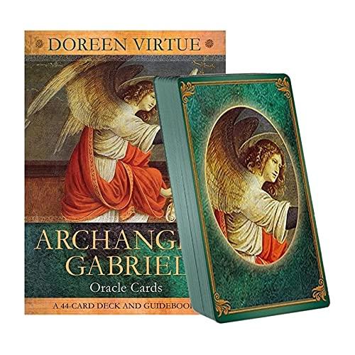 ACCLD 44 STK. Erzengel Gabriel Orakelkarten Tarotkarte Volle...