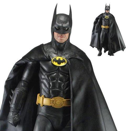 NECA Batman 1/4 Maßstab Figur – 1989 Michael Keaton Version