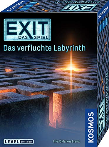 KOSMOS 682026 EXIT - Das Spiel - Das verfluchte Labyrinth, Level:...