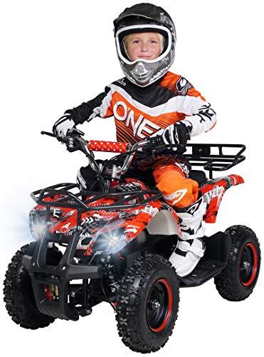 Actionbikes Motors Kinder Elektro Miniquad ATV Torino 1000 Watt 36 Volt - Scheibenbremsen -...