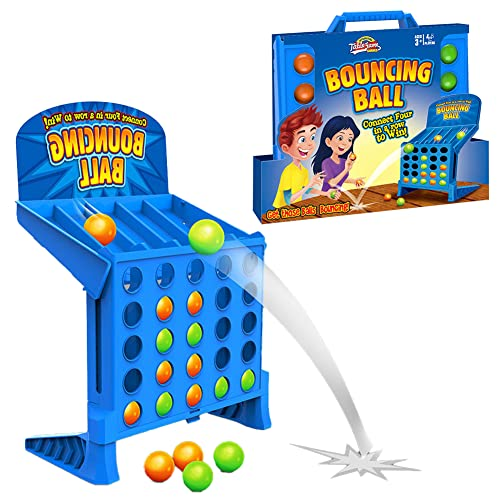 Point Games Bounce 4 In A Row, Classic Board Family Games Connect...