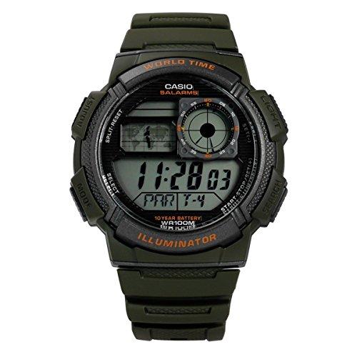 Casio Collection Herren Armbanduhr AE-1000W-3AVEF