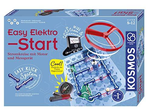 KOSMOS 620547 Easy Elektro - Start, Spannende Stromkreise mit...