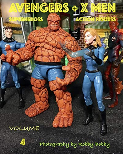 AVENGERS + X MEN: SUPERHEROES (Avengers + X Men Superheroes...