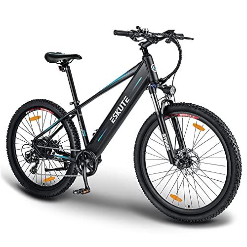 ESKUTE E-Bike E Mountainbike 27,5 Zoll Pedelec,Voyager'...