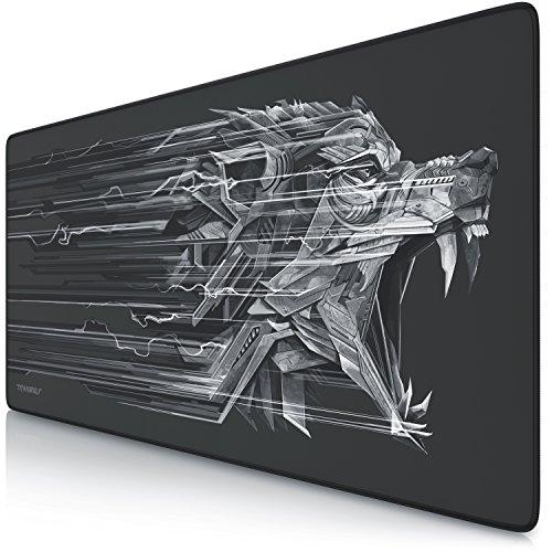 CSL - Titanwolf XXL Speed Gaming Mauspad - 900 x 400mm - XXL...