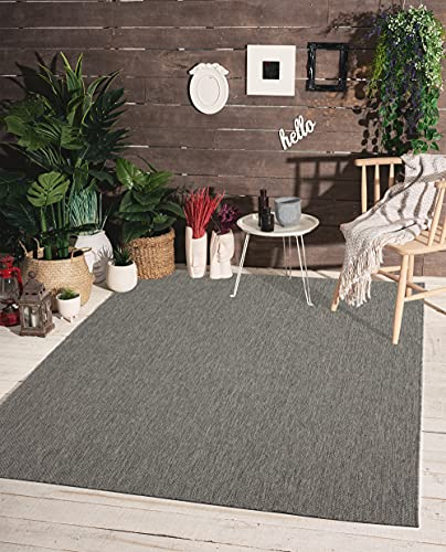the carpet Mistra In- & Outdoor Teppich Flachgewebe, Modernes...