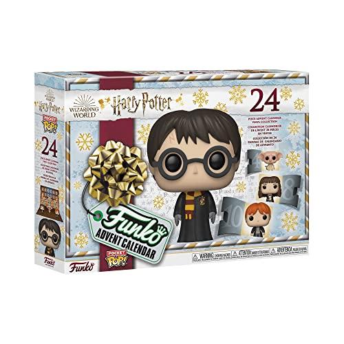Funko 59167 Harry Potter Advent Calendar, Multicolour