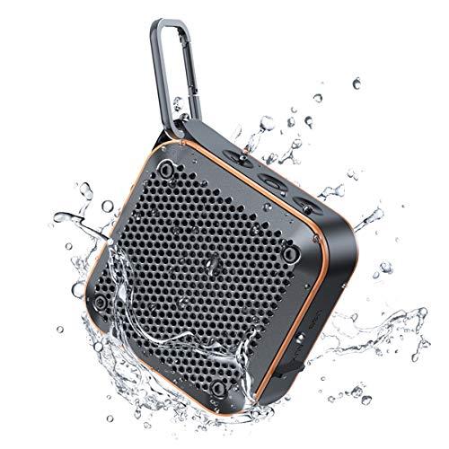 Bluetooth Mini Lautsprecher 5.0 Wasserdicht IPX7 Musikbox...