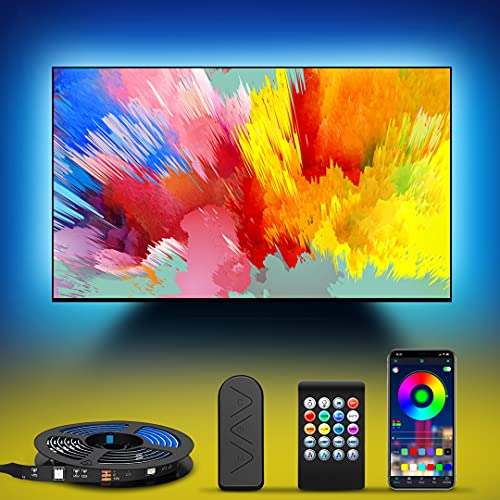 LED Strip 4.5M, Hedorance LED TV Hintergrundbeleuchtung für...