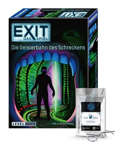 EXIT Das Spiel - Set: Die Geisterbahn des Schreckens + 1x...