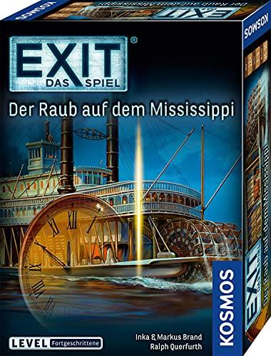 KOSMOS 691721 EXIT - Das Spiel - Der Raub auf dem Mississippi,...