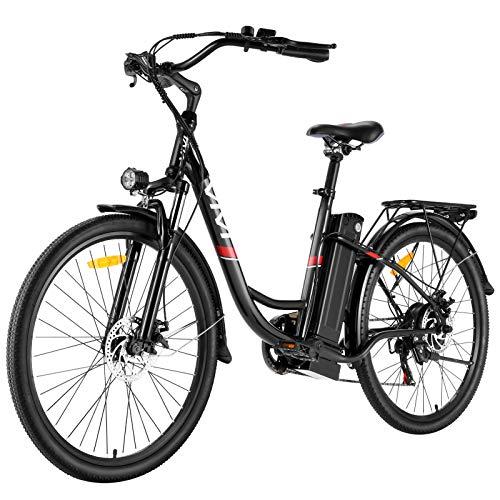 EBike City Efahrrad Elektrofahrrad E Bike Herren 26/20 Zoll...