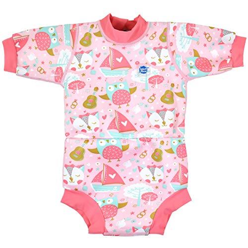 Splash About Baby Unisex Happy Nappy Neoprenanzug, Owl & The...