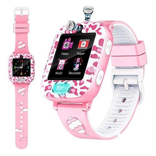 Smart Watch für Jungen Mädchen mit Taschenlampe Twinkle...