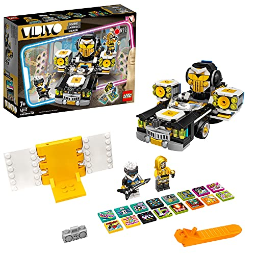 LEGO 43112 VIDIYO Robo Hiphop Car Beatbox Music Video Maker,...