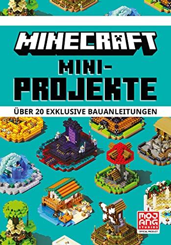 Minecraft Mini-Projekte. Über 20 exklusive Bauanleitungen: Ein...
