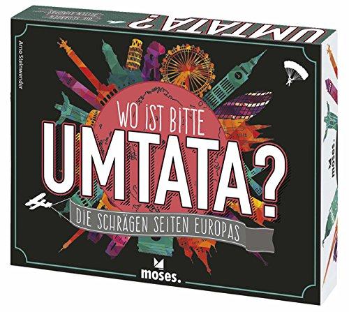 Moses MOS90226 - Wo ist Bitte Umtata? | Das Spiel über die...