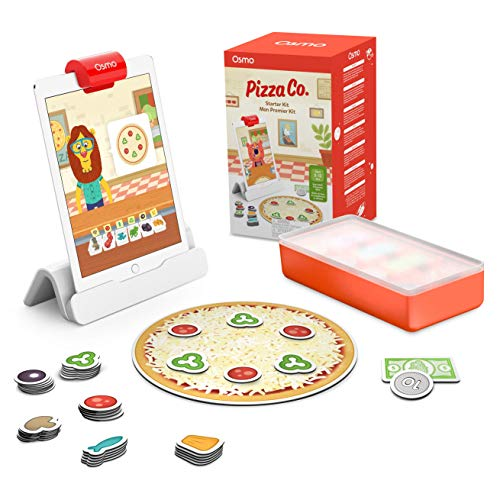 Osmo - Pizza Co. Starter Kit - Kommunikationsfähigkeiten und...