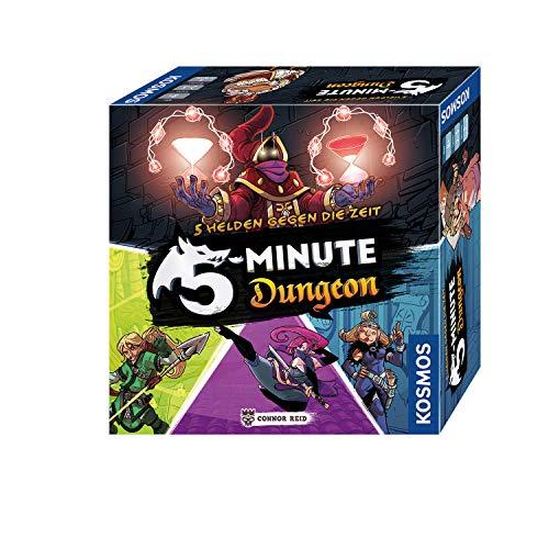 Kosmos 692889 - 5-Minute Dungeon - Wahre Helden gegen die Zeit....