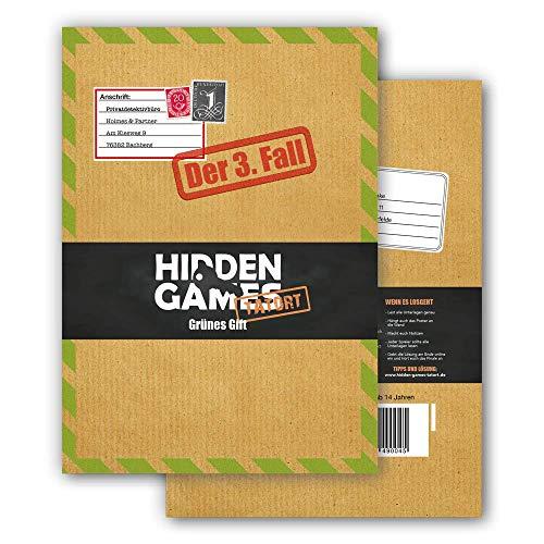Hidden Games Tatort Krimispiel Fall 3