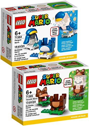 Bundle Lego® Super Mario™ 2er Set 71384 71385...