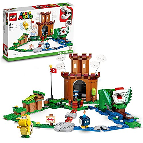 LEGO71362SuperMarioBewachteFestung–Erweiterungsset...