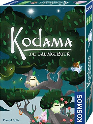 KOSMOS 692933 - Kodama Die Baumgeister, Legespiel mit einfachen...