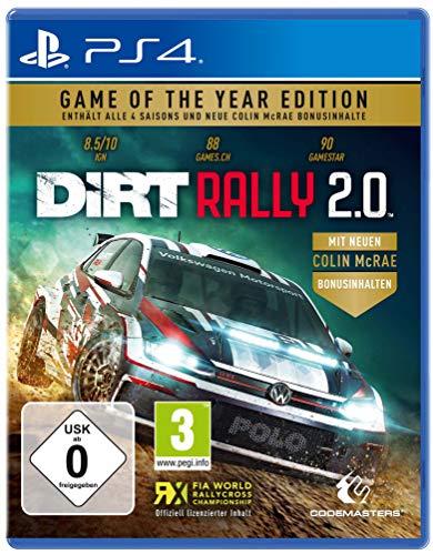 DiRT Rally 2.0 GOTY (Playstation 4)