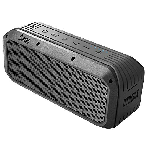 Divoom Voombox-Power Tragbarer Bluetooth Lautsprecher, IPX5...