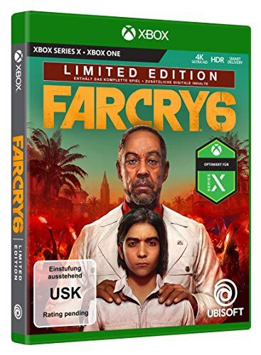 Far Cry 6 - Limited Edition (exklusiv bei Amazon) | Uncut - [Xbox...
