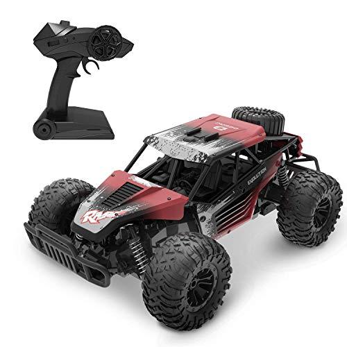 DEERC RC Ferngesteuertes Auto DE37 für Kinder,1:16 Spielzeug Car...