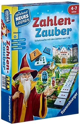 Ravensburger 24964 - Zahlen-Zauber - Spielen und Lernen für...